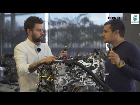Las tripas del SkyActivX, el motor 'mágico' de Mazda [TÉCNICA  #POWERART] S05E33