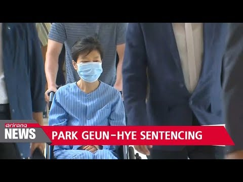 Live broadcast of Park Geun-hye's sentencing trial to take place tomorrow