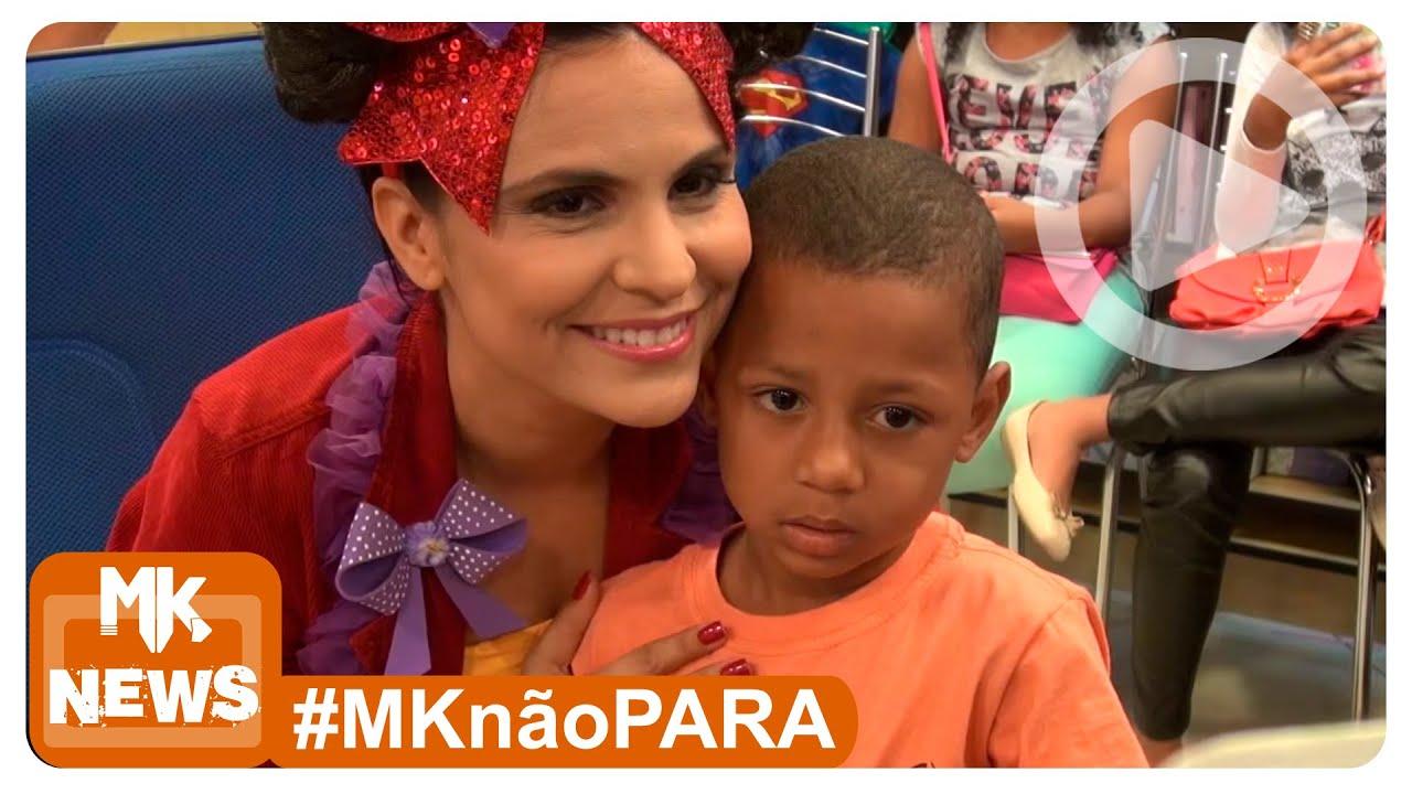 Aline Barros - Maratona de Autógrafos DVD Tim-Tim Por Tim-Tim (#MKnãoPARA)