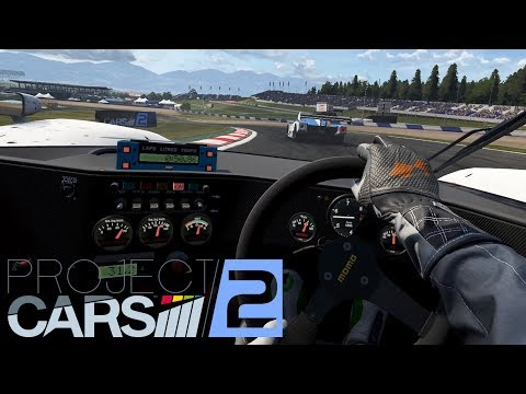 Project CARS 2:  Driver Eye - XJR-9 @ Red Bull Ring - Shagadelic - VR Gameplay 4K