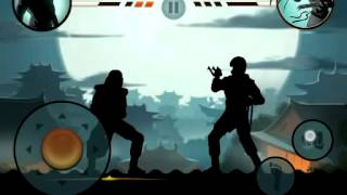 Shadow Fight 2 - Рысь....