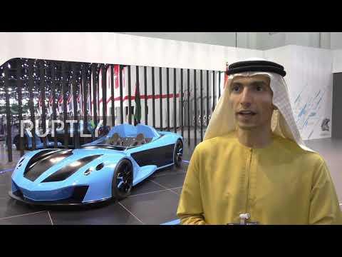 UAE: Shaali reveals 'lightweight' N360 model at Dubai Motor Show