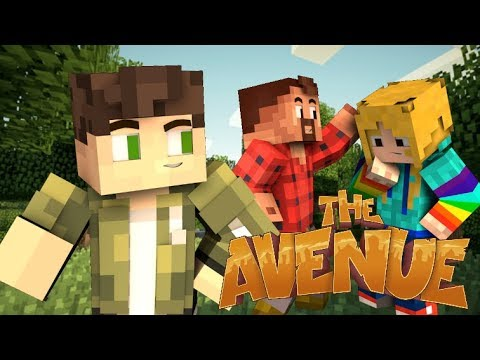 My First Shop  - Minecraft Avenue Modded SMP: EP 13