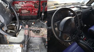 Remaster Nissan Patrol history - Osteria del Patrol