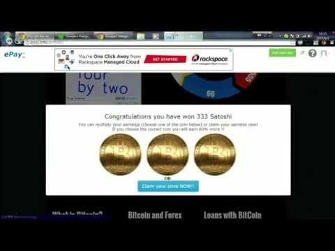 Bitcoin Faucets At Epay.info