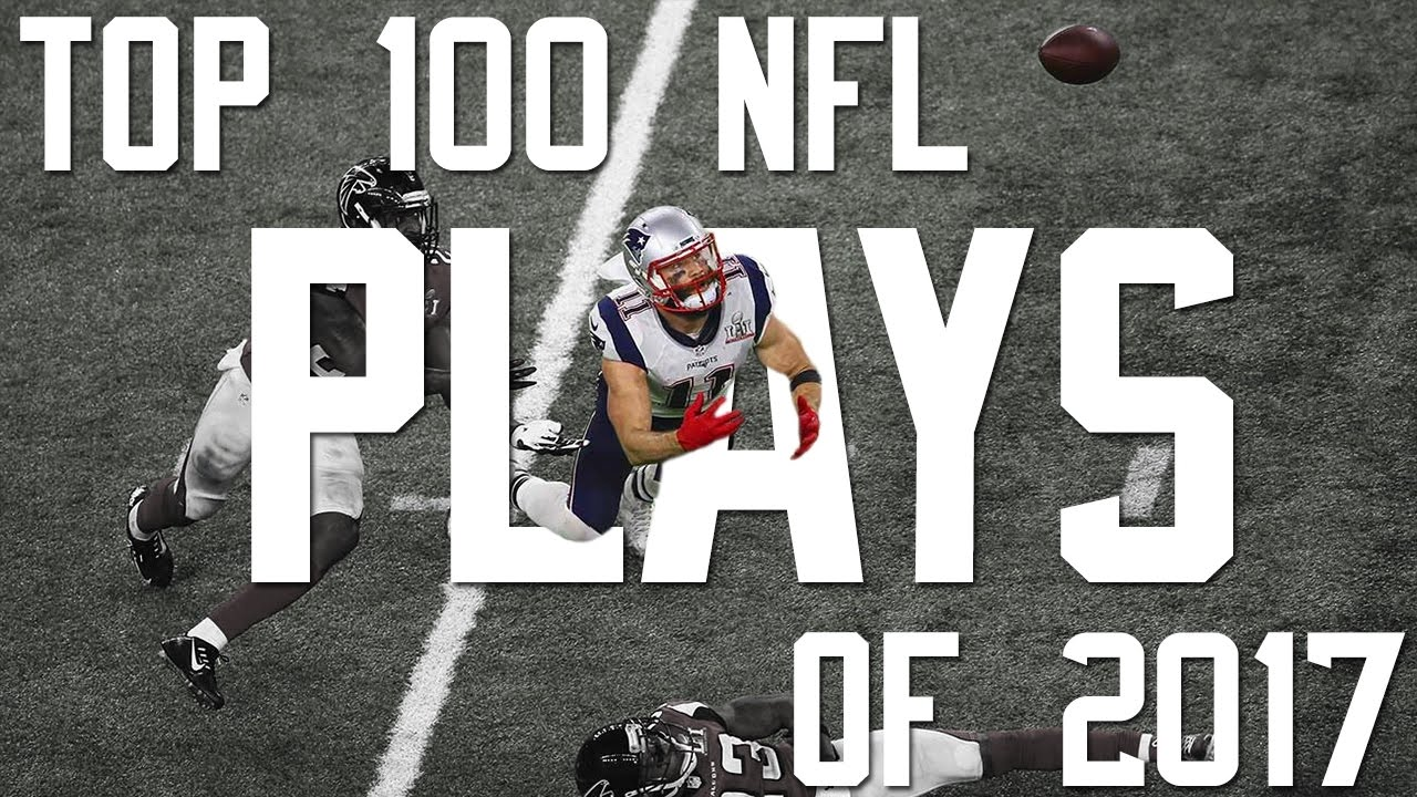 Download Top 100 Plays of the 2016-2017 NFL season