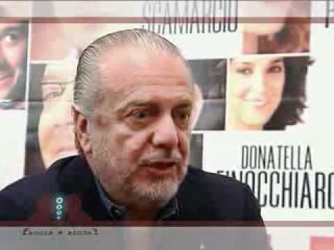 Faccia a faccia - Aurelio De Laurentis, l'uomo che lancia le stelle (Alessio Porcu)