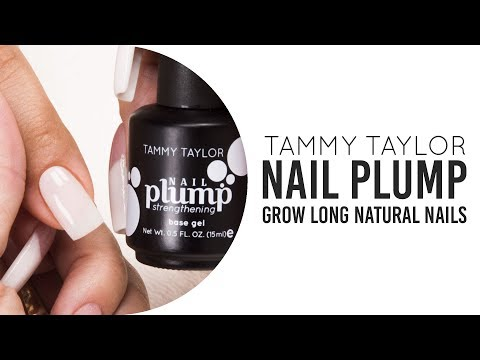 ❤ Tammy Taylor | Grow Long Natural Nails | Nail Plump thumbnail