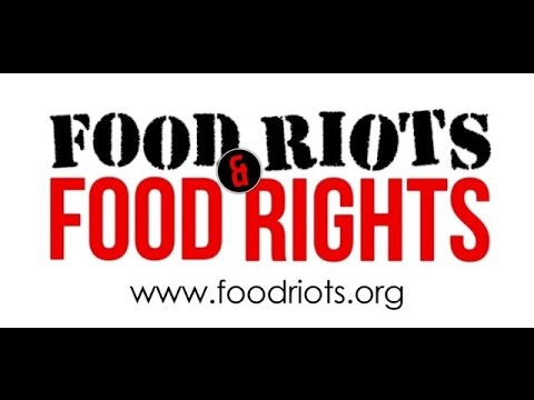 Food Riots and Food Rights