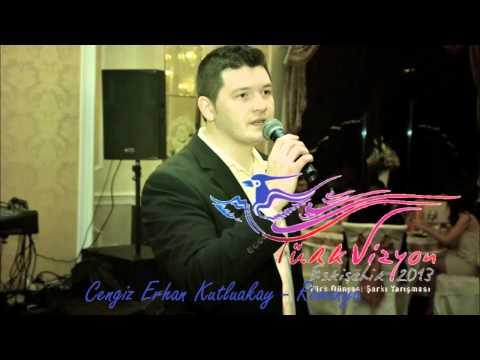 Cengiz Erhan Kutluakay - Ak Şatır (Romania) Turkvision Song Contest 2013