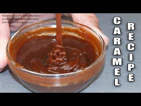 Easy Salted Caramel Recipe