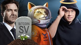 The Untold Truth: Death of Craig Wright & Bitcoin SV. Rest In Peace Faketoshi!!