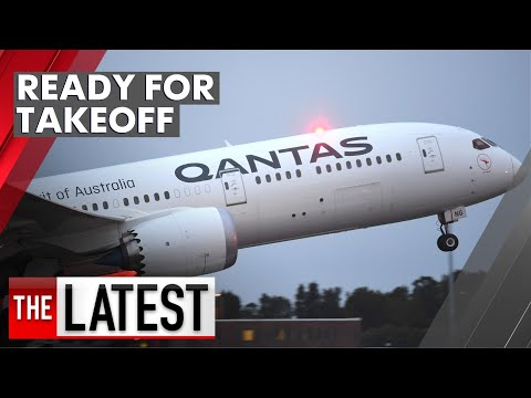 Qantas flights listed for sale from December to London, Los Angeles, Vancouver and Singapore   7NEWS