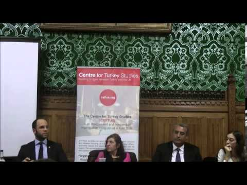 Westminster Debate 'The Republican People's Party's (CHP) Political Outlook in the 'New Turkey' 2