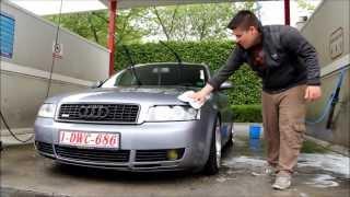 Rollin Static Audi A4 B6 Avant