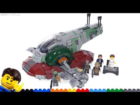 LEGO Star Wars 20th Anniv Slave I review 75243