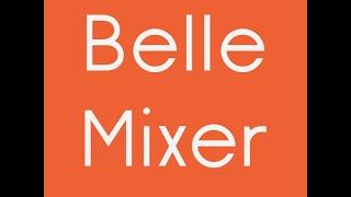 Belle 240v 150 Cement Mixer