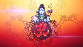 Hdvidz In Happy Shivratri Motion Graphic Animation