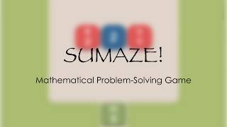 Sumaze! - Mathematical Mobile Puzzle Game : iOS or Android Free Download.