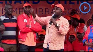 Suna East MP Junet says there will be no Nasa in forthcoming Kibra by-election, it is an ODM affair Video