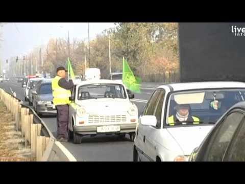 Félpályás útlezárások november 4-én - Origo.hu