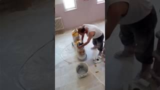 Doğan mermer cilalama tel. 05358119352 okul merdiven ve sahanlık silim ve cilalama Video