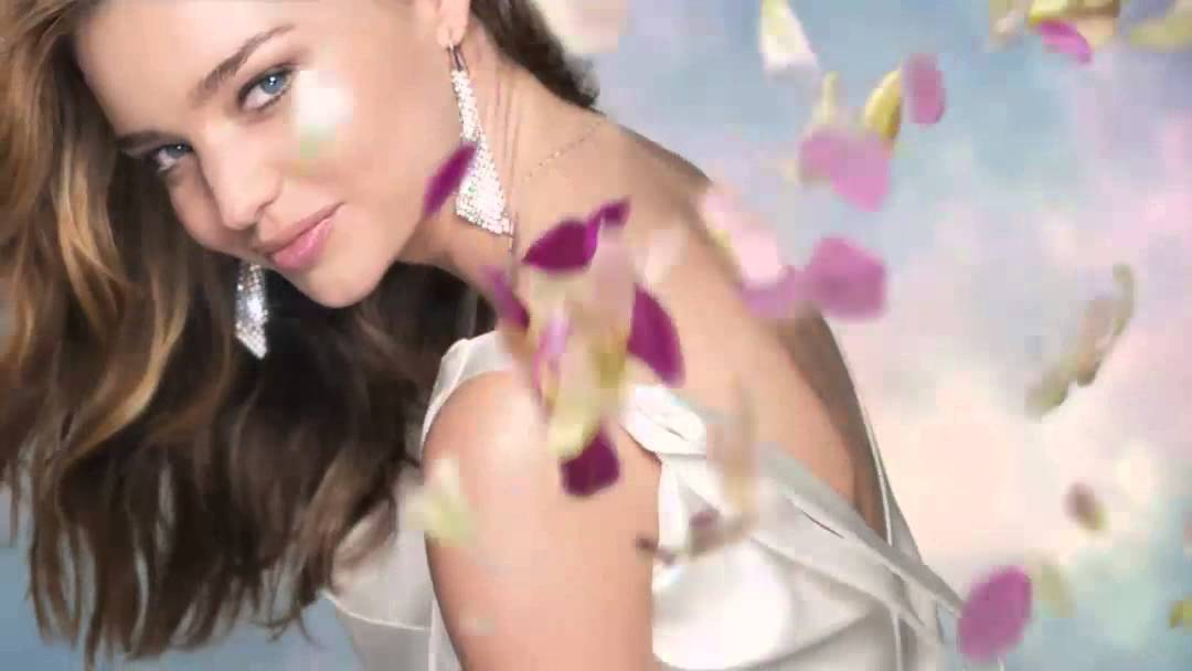 Miranda Kerr TV Campaign for Swarovski Fall 2013 Campaign