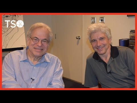 Itzhak Perlman in conversation with Peter Oundjian