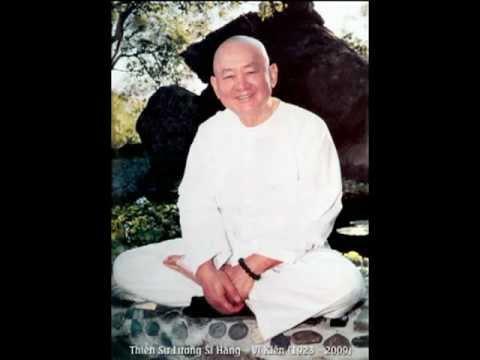 Thiền sư Lương sĩ Hằng thuyết giãng :Ý Niệm Nguyên Âm Nam Mô A Di Đà Phật