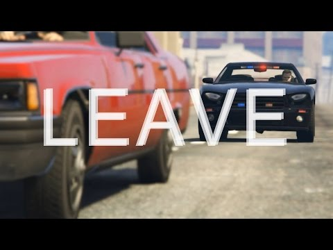 Wavves - Leave (Rockstar Editor Contest Entry) GTA 5 Music Video