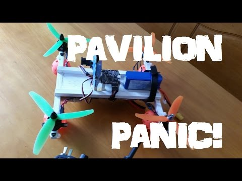 Pavilion Panic FPV * Ultra Light 270mm Multicopter * Naze + Wood *