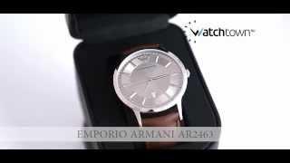 Обзор часов Emporio Armani AR2463