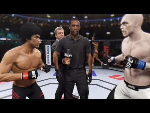 Bruce Lee vs.
