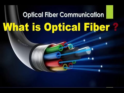 What is Optical Fiber? Learn About Optical Fiber