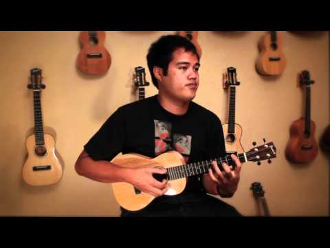 Mozart On Ukulele!-Corey Fujimoto samples Brand New Pono Models-Bamboo Tenor & Concert