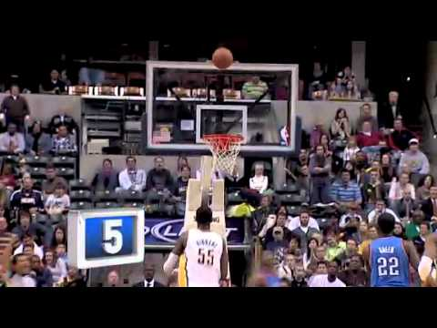 Indiana Pacers season 2010-11 best moments top10