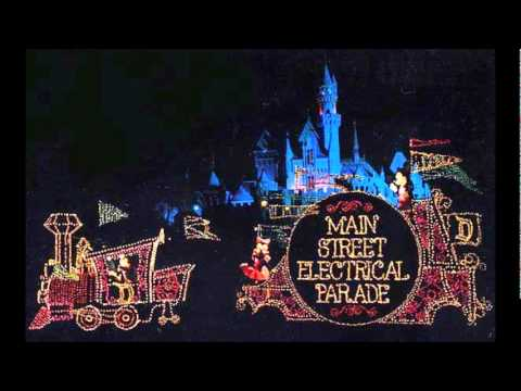 Disneyland's Electrical Light Parade--Audio--High Quality