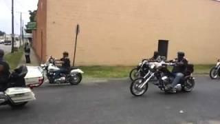 Wheels of Soul MC  Richmond,VA  Run