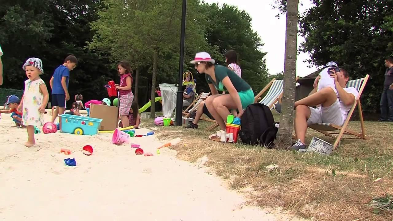 Loisirs : 11e édition d'Eté en sable à Montigny-le-Bretonneux