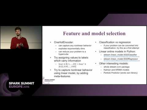 Prediction as a Service  (Josef Habdank)