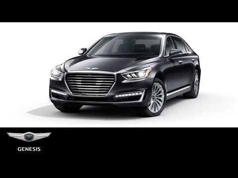 genesis g90 heads up display youtube. Black Bedroom Furniture Sets. Home Design Ideas