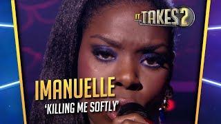 It Takes 2: Imanuelle Grives zingt Killing Me Softly in halve finale