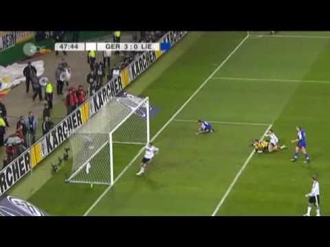 Deutschland - Liechtenstein [4-0] - Highlights [High Quality]