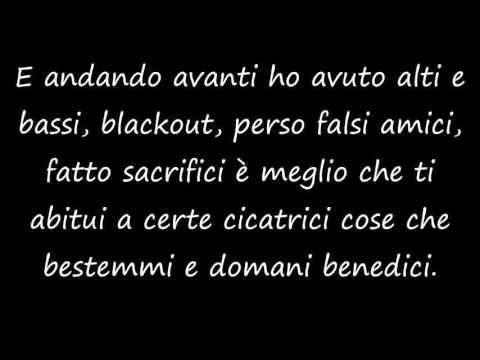 J-ax feat. Neffa- caramelle (lyrics)