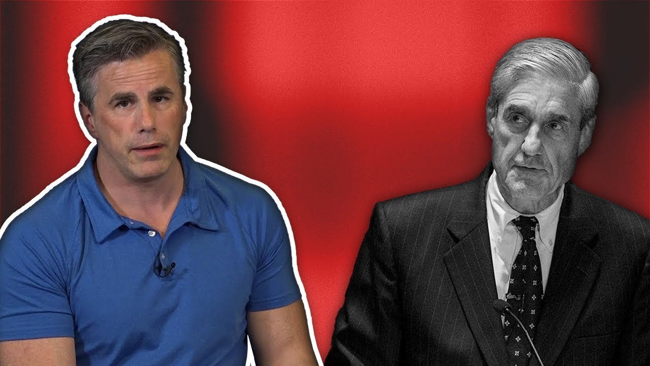 Judical Watch - Tom Fitton: Mueller 'Showed His True Colors as Anti-Trump Activist' during