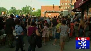 Justice for Junior: Mourners prepare to walk Lesandro Guzman-Feliz's footsteps