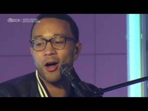John Legend - 'Save Room' (live in the Qube)