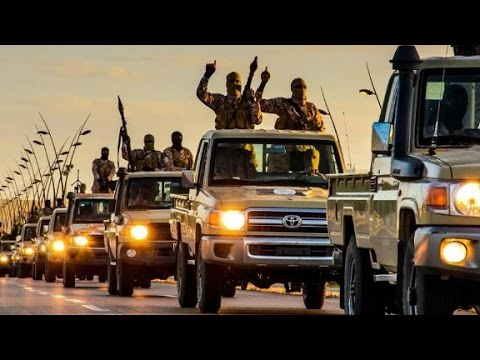 Pentagon: ISIS repositioning fighters in Raqqa