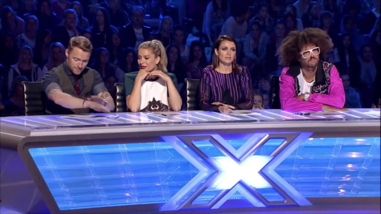 The BEST X Factor Auditions EVER (Part 1) - YouTube