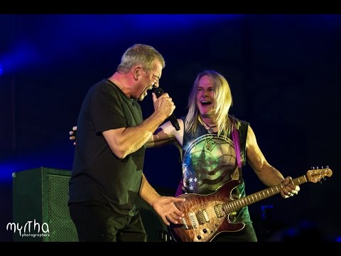 DEEP PURPLE - Live @ Moscow 2016 (FULL) ᴴᴰ